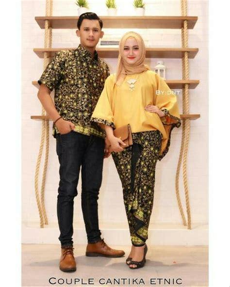 jual baju batik couple sarimbit seragam pesta hijab baju muslim kebaya wanita terbaru baju