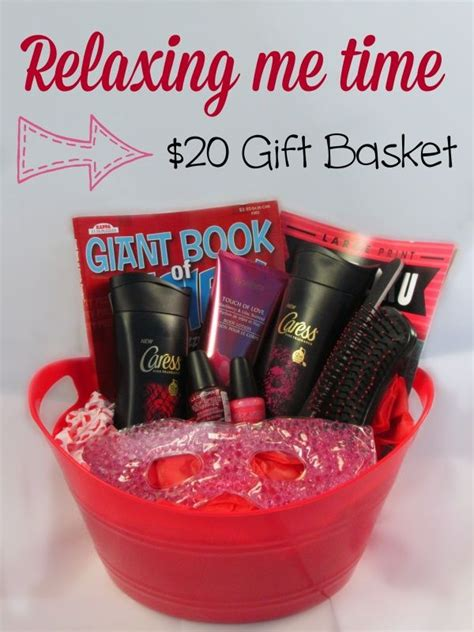 diy  homemade spa themed gift basket perfect gift