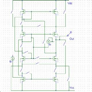 Schematic The Band Pass Filter Evolved