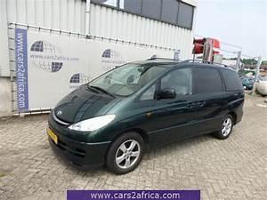 Toyota Previa Occasion : toyota previa 2 4 63234 occasion utilis en stock ~ Gottalentnigeria.com Avis de Voitures