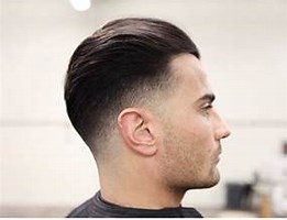 Comb Over Hairstyle Asian