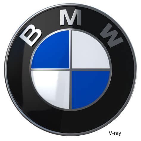 logo renault sport bmw logo 3d model game ready max cgtrader com