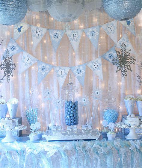 snow fairy winter wonderland party by gwynnwassondesigns on etsy
