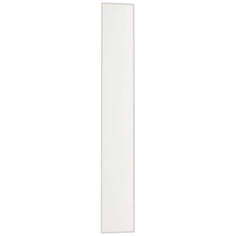 cabinet filler home depot hton bay 3x34 5x37 5 in decorative island end panel in