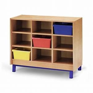 Meuble Rangement Case : meuble et casier de rangement leader equipements ~ Teatrodelosmanantiales.com Idées de Décoration