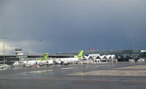 Riga International Airport - Lidosta Riga