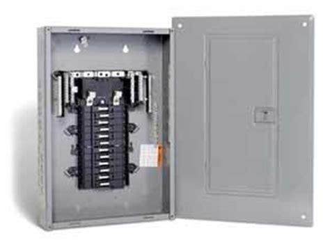 panel upgrades fuse box vs circuit breakers