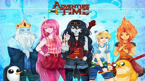 Anime Adventure Time Wallpaper - adventure time wallpapers wallpaper cave
