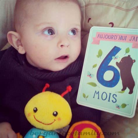 bebe bouge beaucoup 6 mois b 233 b 233 bergamote a 6 mois bergamote family