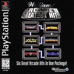 Williams Arcades Greatest Hits Sony Playstation