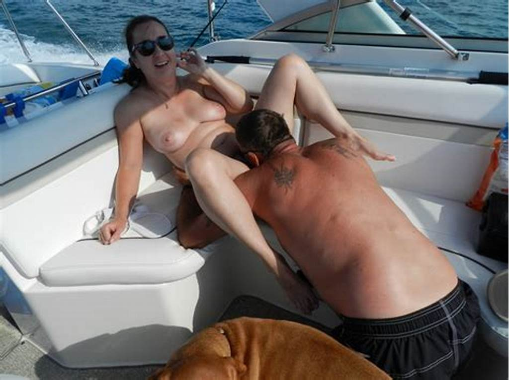 #Mature #Sex #On #Boat