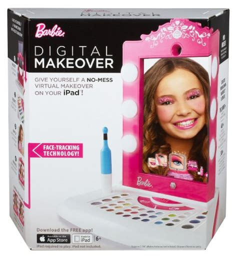 Save $2100  Barbie Digital Makeover Mirror (746775203122