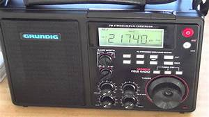 Radio Australia On Grundig S450dlx Shortwave