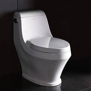 Ariel platinum tb133m contemporary european toilet ariel for Toilets in european bathroom