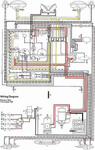 Thesamba Com    Karmann Ghia Wiring Diagrams
