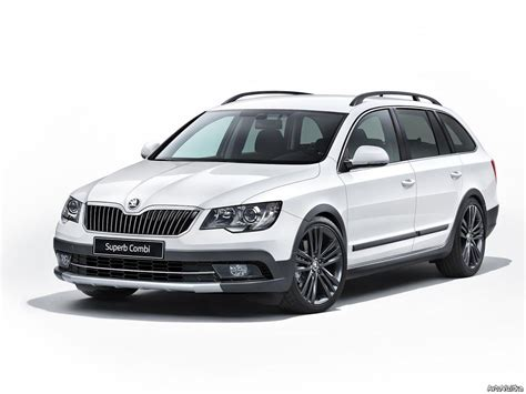 2018 Skoda Superb Combi Pictures Information And Specs
