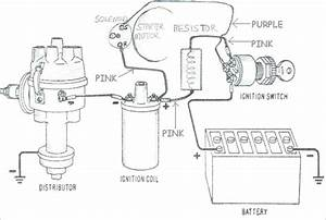 Ignition Ballast Resistor Wiring Diagram