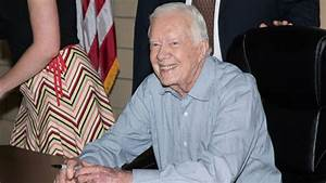 Jimmy Carter Sees Outpouring of Support After Cancer ...