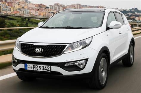 2014 Kia Sportage First Drive