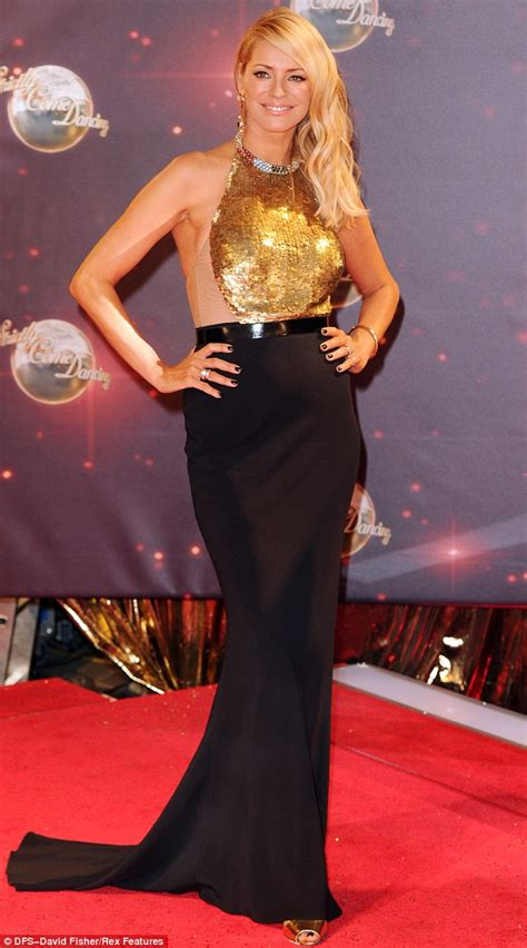 Strictly Come Dancing 2013: Tess Daly arrives to the ...