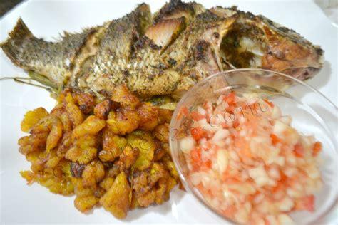 poissons cuisine poisson braisé cuisine 228