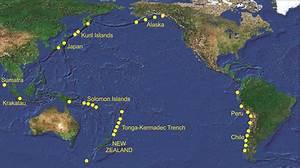 Tsunami Monitoring And Evacuation Maps