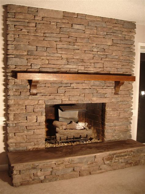 Brick Wall Fireplace Remodel Fireplace Designs
