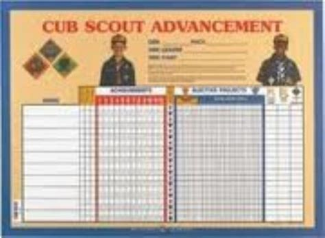 public forms cub scout pack  lakeside california