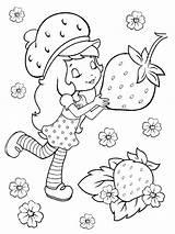 Strawberry Shortcake Coloring Printable Cartoon Para Strawberries Disney Bestcoloringpagesforkids Colouring Imprimir Colorir Desenhos Sheets Cartoons Princess Line Adult sketch template