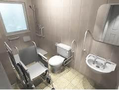 Disabled Bathroom by Handicap Access Bath Kitchen SpecialistBath Kitchen Specialist