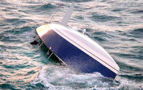 keel failure  shocking facts yachting world