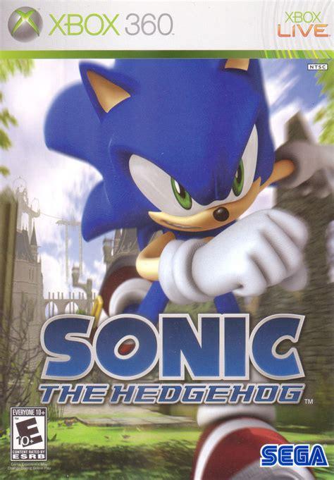 sonic  hedgehog  xbox   mobygames