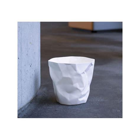 Poubelle De Bureau Blanche Design Bin Bin Essey Kdesign