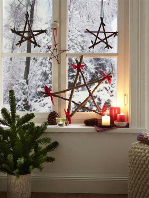 Weihnachtsdeko Fenster Günstig by Bezaubernde Winter Fensterdeko Zum Selber Basteln 87
