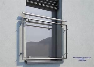 franzosischer balkon glas md07ap edelstahl deutschland With französischer balkon mit stroh sonnenschirm günstig