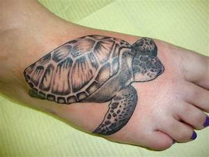 Sea Turtle Tattoos Designs, Ideas and Meaning | Tattoos ...