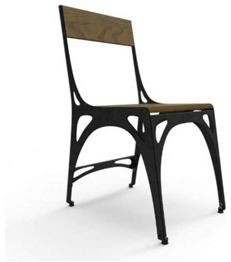 1 chair by pekota design industrial dining chairs