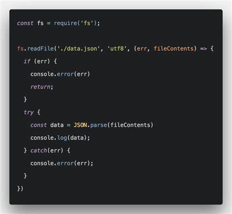 json parse javascript