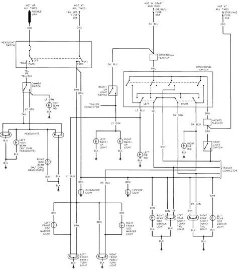 free download parts manuals 1992 chevrolet g series g20 regenerative braking need wiring diagram for tail lights on 1984 g20 van fixya