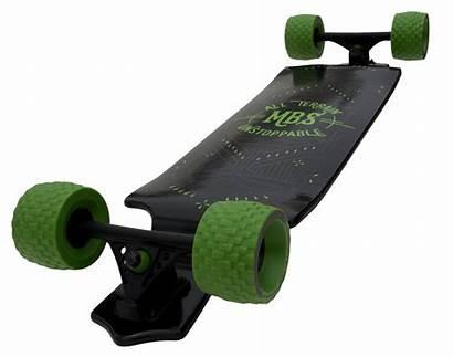 Longboard Mbs Terrain Boards Skateboard Mountainboards Bottom