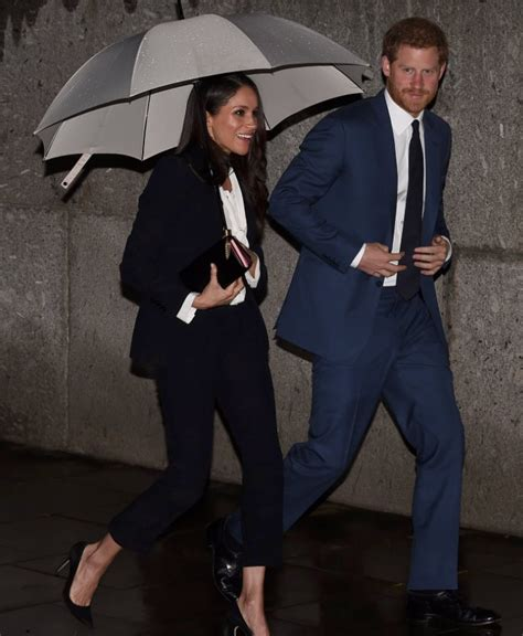 Meghan Markle & Prince Harry Attend Endeavour Fund Awards