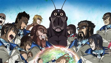Terra Formars Manga Comes Back From, Returns To Hiatus