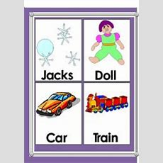 English Teaching Worksheets The Toys