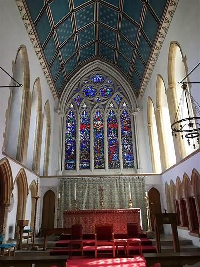 Minster Yarmouth St Nicholas Church Churches Norfolk