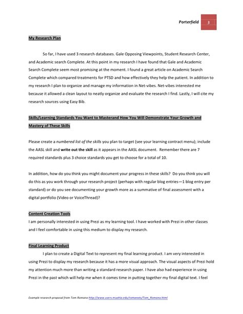 research template research design template