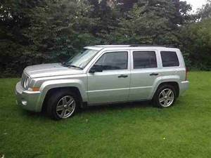 Jeep 2008 Patriot Sport Silver 4x4  2 Or 4 Wheel Drive