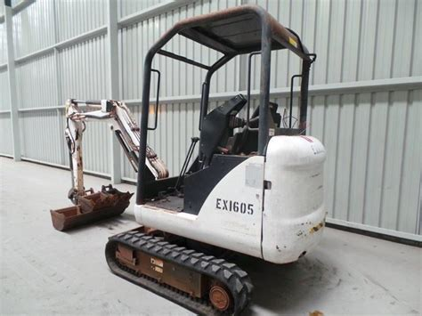 bobcat  mini excavator jtfd  heavy equipment