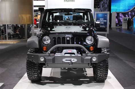 Detroit 2018 Jeep Wrangler Call Of Duty Black Ops Edition