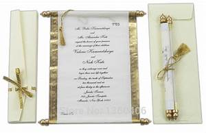 2016 scroll wedding invitations card wholesale party With cheap gold and white wedding invitations