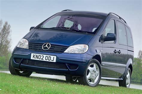 Mercedes-benz Vaneo Estate Review (2002
